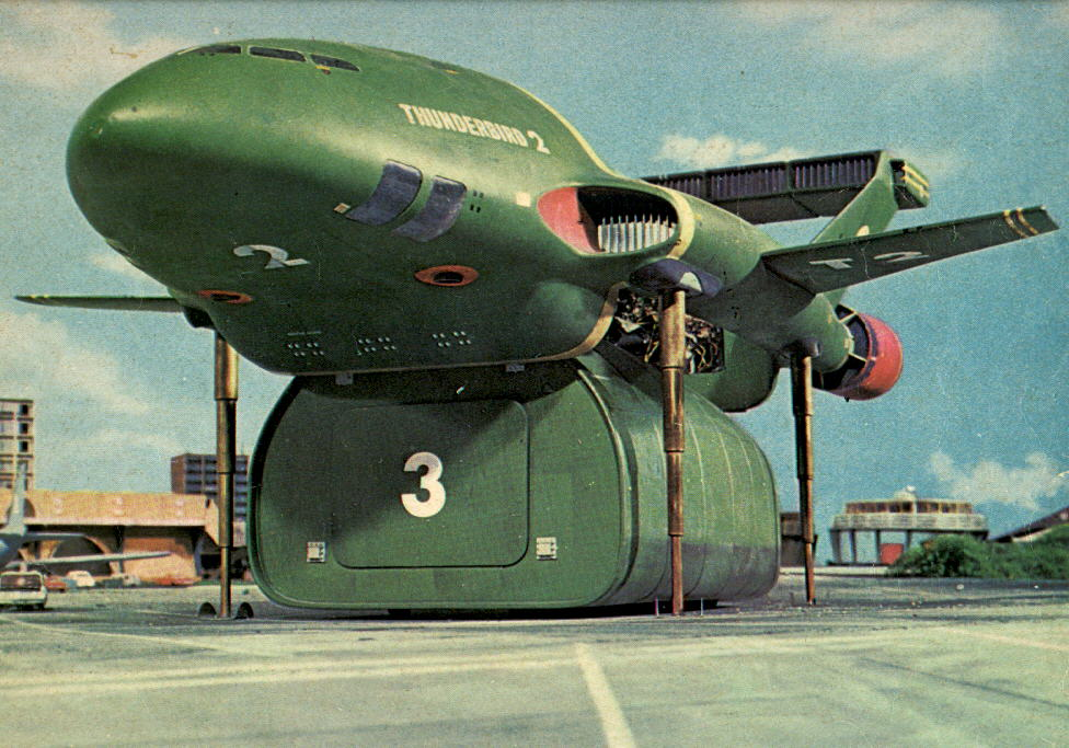 Thunderbirds Archives ...